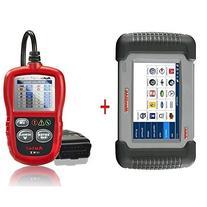 Autel Maxidas Ds708 Auto Diagnostic Scanner Update Free on