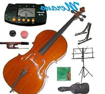 Merano MC200 1/8 Size Student Cello with Bag and Bow+2 Sets