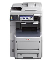 Oki Data MC780 Workgroup Color MFP Print,Copy, Scan, Fax