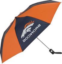 NFL Denver Broncos Auto Folding Umbrella