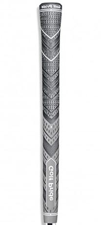 Golf Pride MCC Plus4 Grip, Grey, Midsize