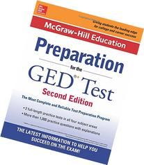 McGraw-Hill Education Preparation for the GED Test 2nd