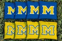 NCAA Replacement All Weather Cornhole Bag Set NCAA Team: