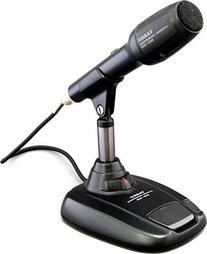 Yaesu Original MD-100A8X Dynamic Desk-Top Microphone w/