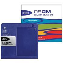 HHB MD80 80 Minute MiniDisc