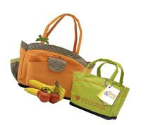 Mommy &me Grammy Farmer's Market Tote Set