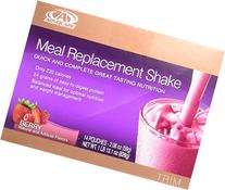 Advocare Meal Replacement Shake, Berry, Box of 14 Single