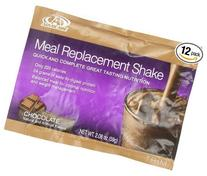 Advocare Meal Replacement Shakes, Chocolate,  - 2.08 oz