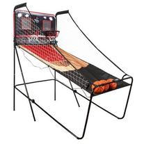 MD Sports 2-Player Arcade Basketball Game with 8 Game