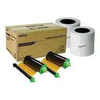 """HiTi 5x7"""" 2 Rolls of Ribbon and Paper Case for P720L Photo"""