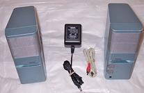 Bose MediaMate - PC multimedia speakers - graphite