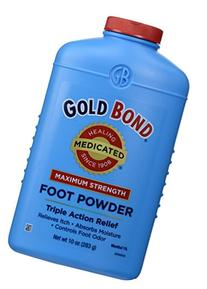 Gold Bond Medicated Foot Powder - 10 Oz