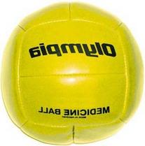 6 - 7 lb. Medicine Ball from Olympia Sports