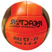 Medicine Ball 11-12lb - Orange