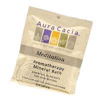 Aura Cacia Mineral Bath Meditation