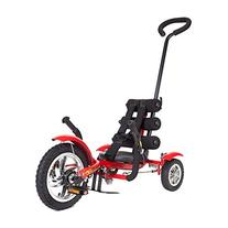 Mobo Cruiser Mega Mini Tricycle, Red