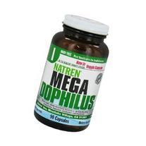 Natren Megadophilus Dairy Free, Capsules, 90-Count