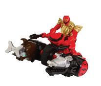 Power Rangers Megaforce Ultra Red Ranger Zord Vehicle
