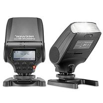 Neewer NW320 TTL LCD Display Flash Speedlite for Sony A7 A7S