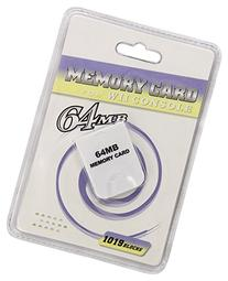 Memory Card for Wii Console 64 MB