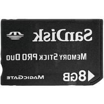 Lexar 8GB Memory Stick PRO Duo