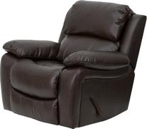 Flash Furniture MEN-DA3439-91-BRN-GG Dark Brown Leather