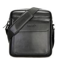 Zicac Men's Genuine Leather Shoulder Bag Crossbody Purse