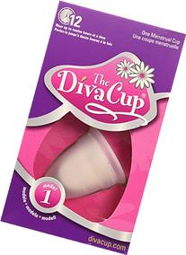 Diva Menstrual Cup, Model 1 Pre-Childbirth - 1 Ea, 8 Pack