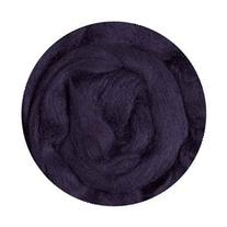 Merino Wool Roving for Felting - 1 Ounce Navy Blue