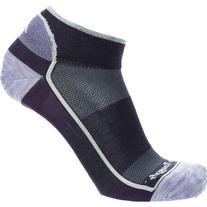 Darn Tough Merino Wool True Seamless 1/4 Mesh Running Sock