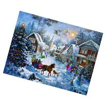 Merry Christmas 1000 pc Jigsaw Puzzle by SunsOut, Inc