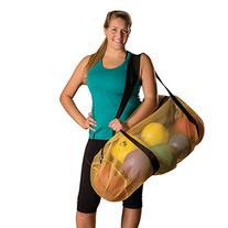 Mesh Equipment Bag-GREEN