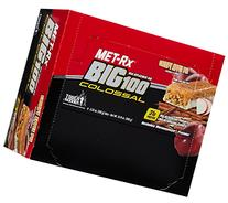 MET-Rx Big 100 Colossal Crispy Apple Pie, 100 gram, 9 count