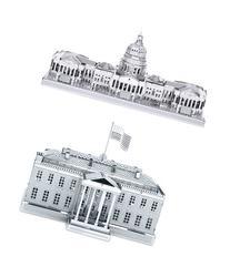 Metal Earth 3D Laser Cut Models - U.S. Capitol Building AND