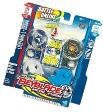 Beyblade Metal Fusion Battletop Faceoff - Dragon Bite Attack