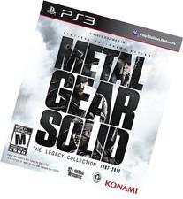Metal Gear Solid HD PS Vita