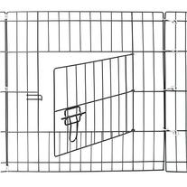 OxGord Metal Wire 8-Panel Folding Exercise Yard Fence for