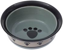 Petrageous Designs Metro Hand-crafted Stoneware Deep Pet