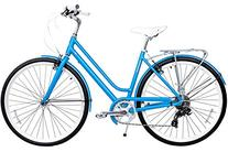 Gama Bikes Metropole Women 28-Inch Step Thru 8 Speed Shimano