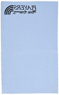 Players Products MF-ZB-S Microfiber Zig Zag Cloth Small