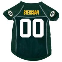 Hunter MFG Green Bay Packers Dog Jersey, Large