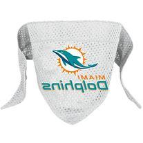 Hunter MFG Miami Dolphins Mesh Dog Bandana, Large
