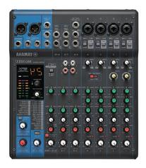 Yamaha MG10XU | 10-Channel USB Mixer with Built-in SPX
