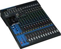Yamaha MG16XU 16-Input 6-Bus Mixer w/ Compression, Effects,