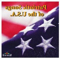 Melody House MH-D44 Patriotic Songs of The Usa