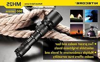 Nitecore MH25GT 1000 Lumen USB Rechargeable LED Flashlight