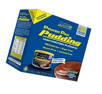 MHP Power Pak High Protein Pudding, Chocolate, 8.8 Ounce, 6
