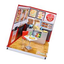 miWorld 66936 Starter Italia Pizza Shop Playset