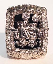 Miami Heat 2013 Championship Ring Replica - Lebron James -