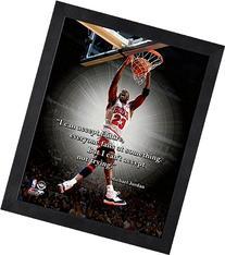 Michael Jordan Chicago Bulls  ProQuotes® Photo  Framed